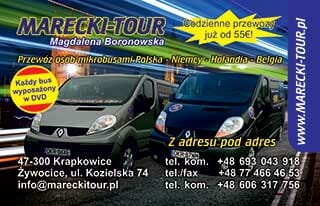 marecki tour transport